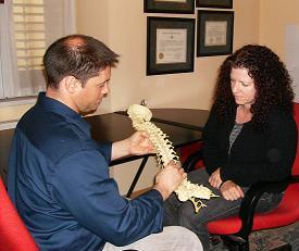 visita chiropratica chiropratico trento