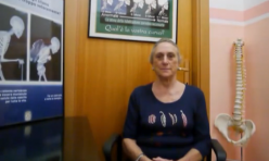 Testimonianza video Nelda