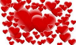 San Valentino tutta salute!